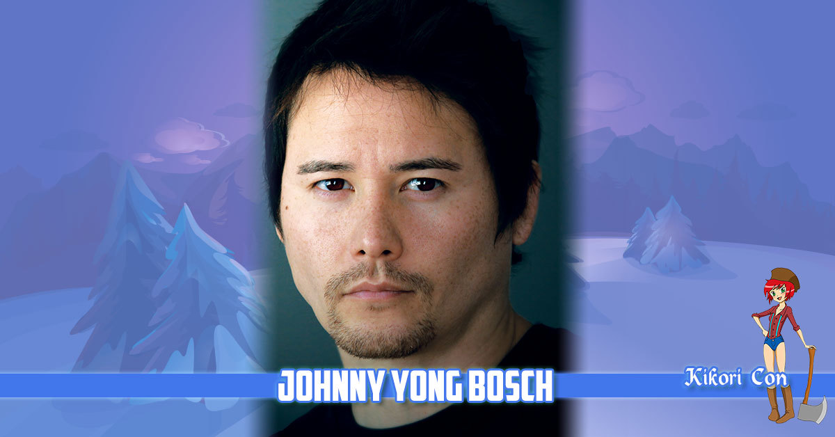 johnny yong bosch behind the voice